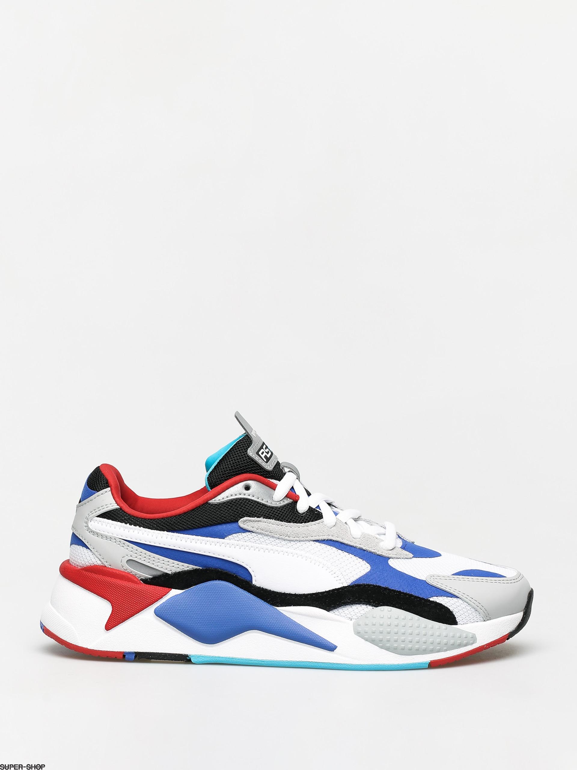 Puma Rs X Puzzle Shoes (white)