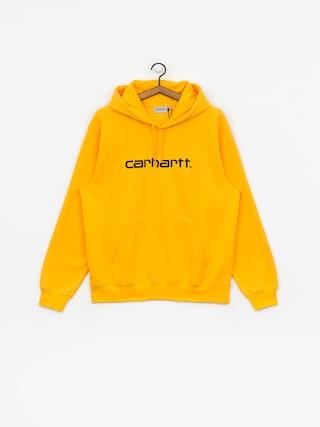 Carhartt WIP Carhartt HD Hoodie (sunflower/black)