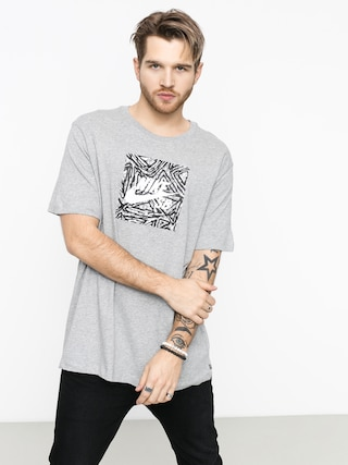 Nike SB T-shirt (dk grey heather/summit white)