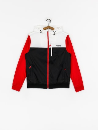 Prosto Nomad Jacket (red)
