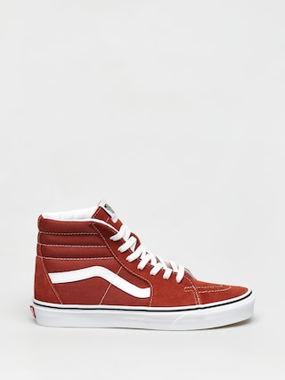 Vans Sk8 Hi Shoes (picante/true white)