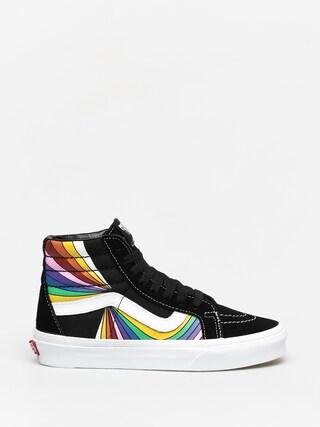 Vans Sk8 Hi Reissue Shoes (refract /true white/multi)