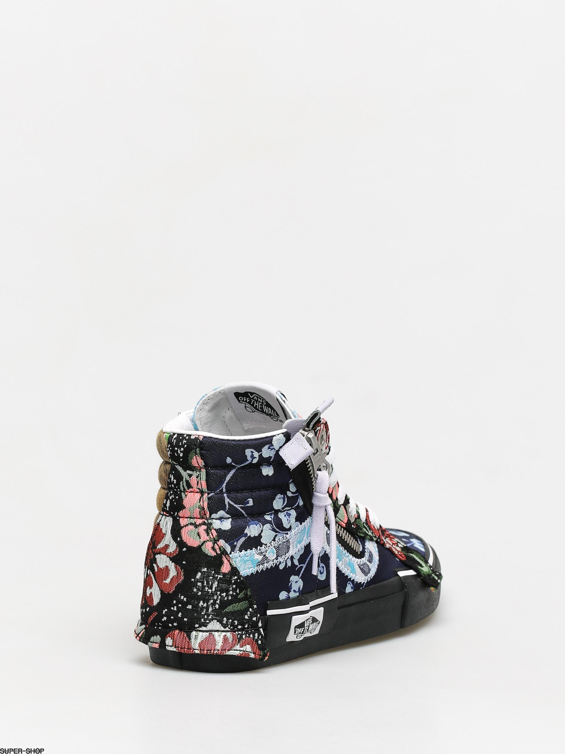 Florals Sk8 Hi Reissue CAP Shoes