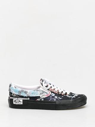 Vans Slip On Cap Shoes (florals)