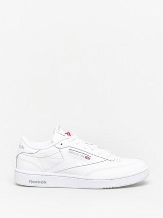 Reebok Club C 85 Shoes (white/sheer grey)