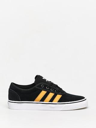 adidas Originals Adi Ease Shoes (cblack/tacyel/ftwwht)