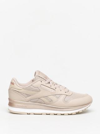 Reebok Cl Lthr Shoes Wmn (modbei/panton/white)