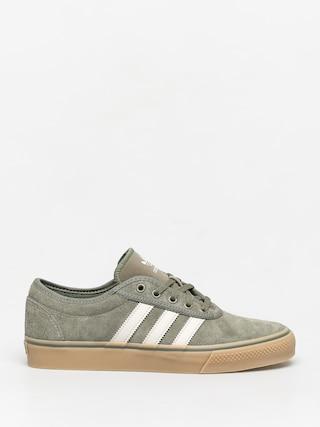 adidas Originals Adi Ease Shoes (leggrn/cbrown/gum4)
