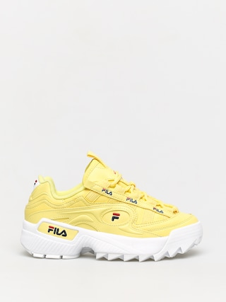 Fila D Formation Shoes Wmn (limelight)