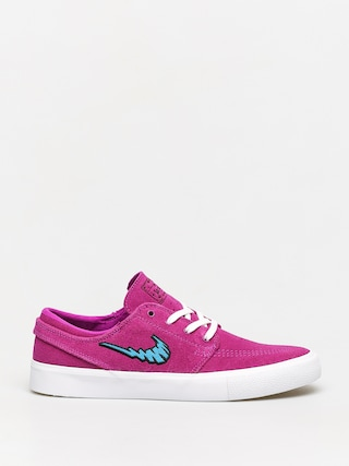 Nike SB Zoom Janoski Rm Shoes (vivid purple/laser blue black)