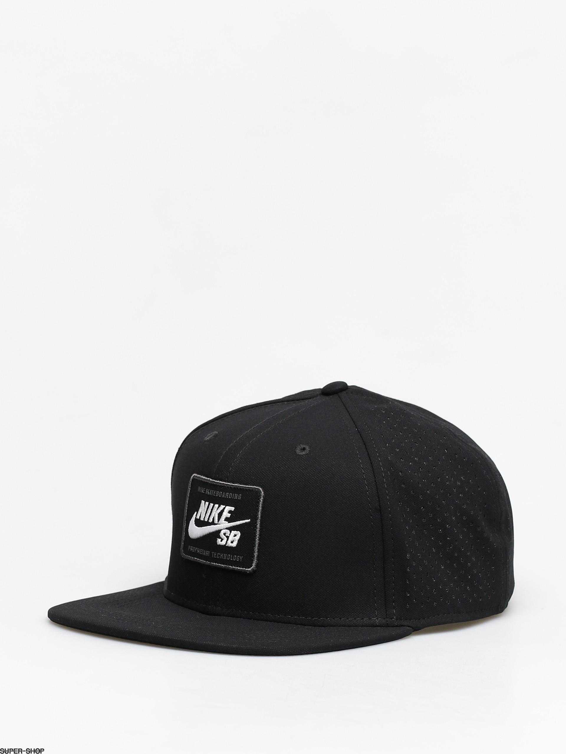 Nike SB Sb Aerobill Pro 2 0 Cap (black/white)