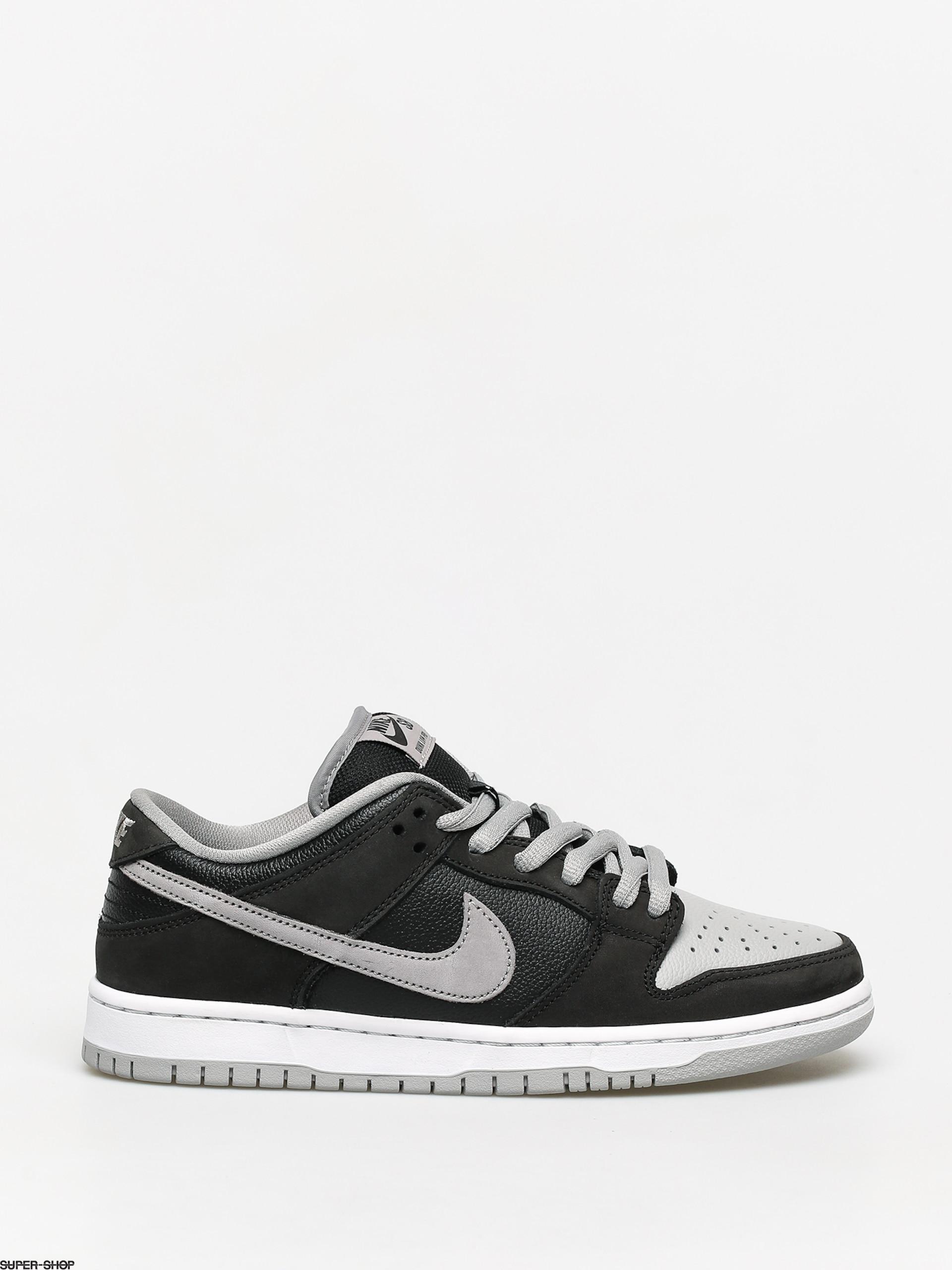 Nike SB Dunk Low Pro Shoes (black/medium grey black white)
