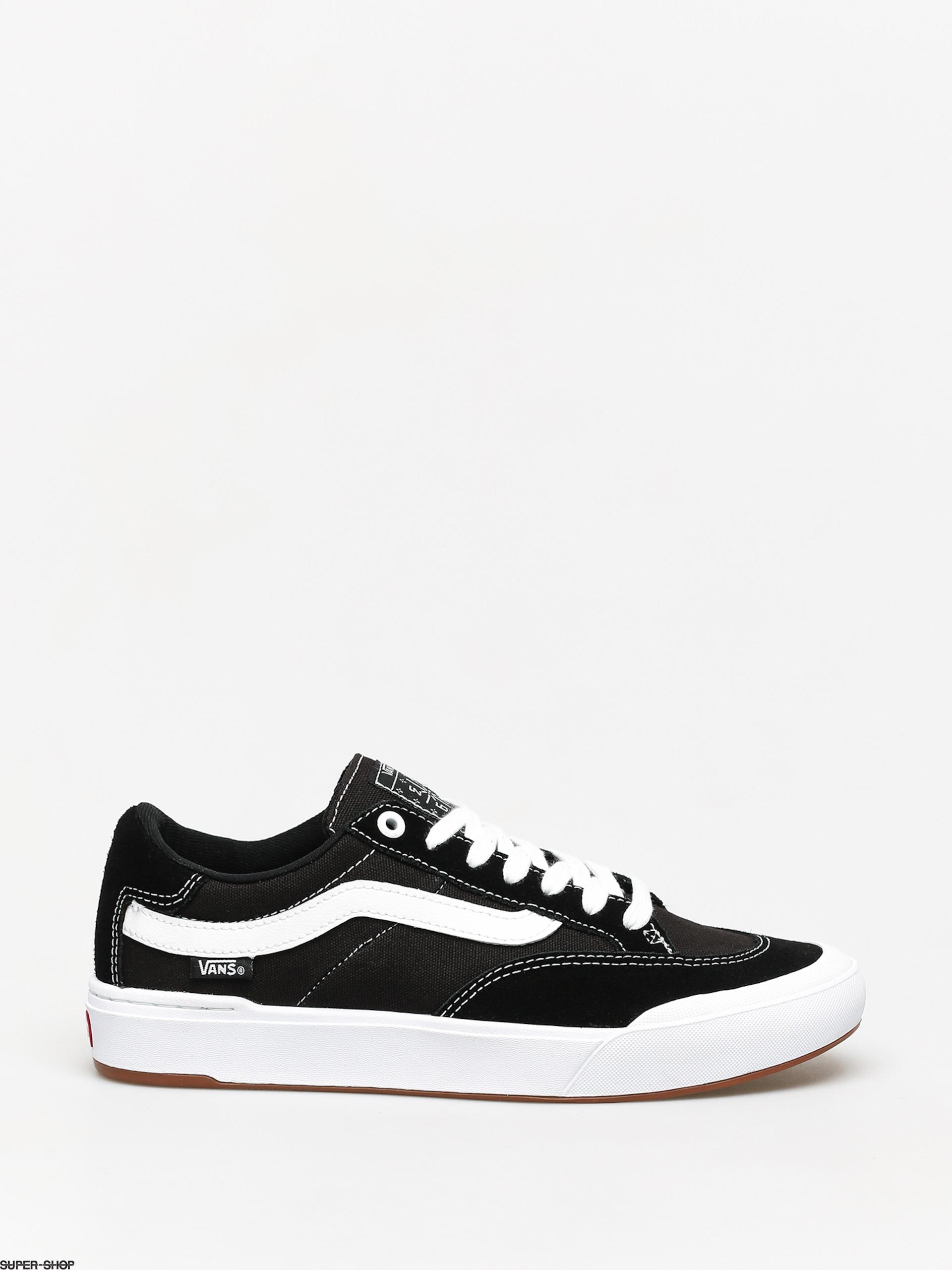 Vans Berle Pro Shoes (black/true white)