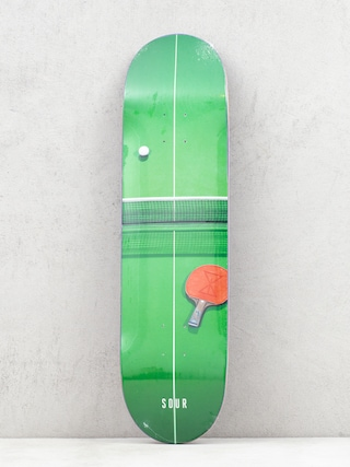 Sour Solution Ping Pong Deck (green)