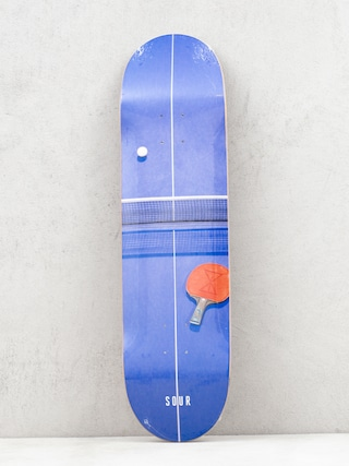 Sour Solution Ping Pong Deck (blue)