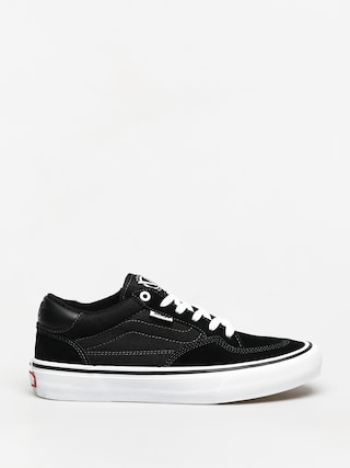 Vans Rowan Pro Shoes (black/white)