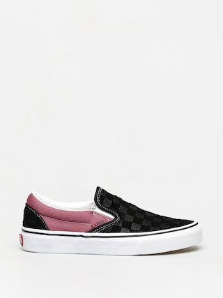 Vans Classic Slip On Shoes (deboss blkhthrrs)
