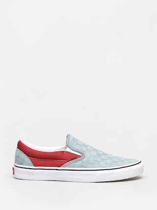 Vans Classic Slip On Shoes (deboss ldpmpnrd)