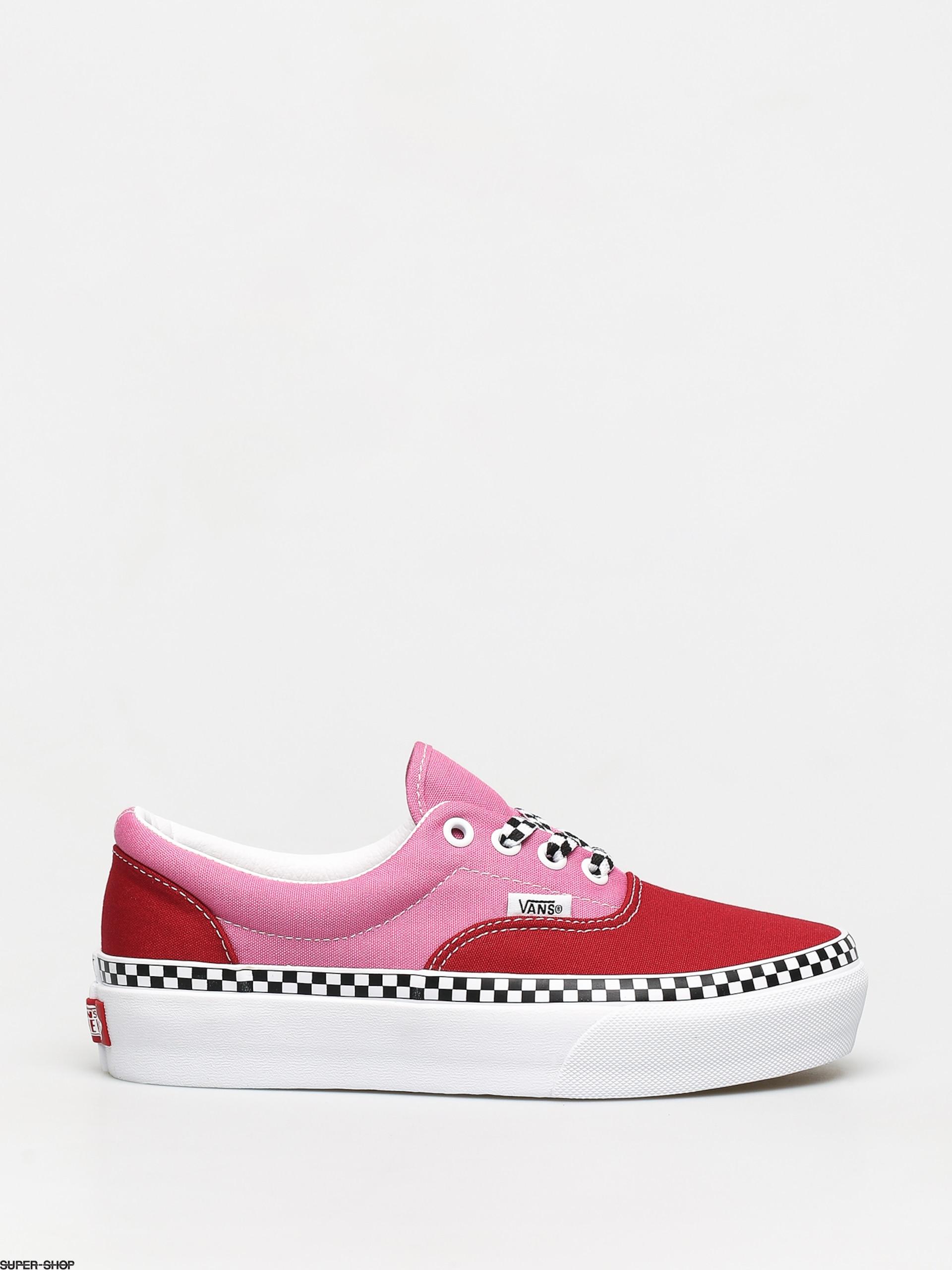 Shoes 2-TONE Era Platform