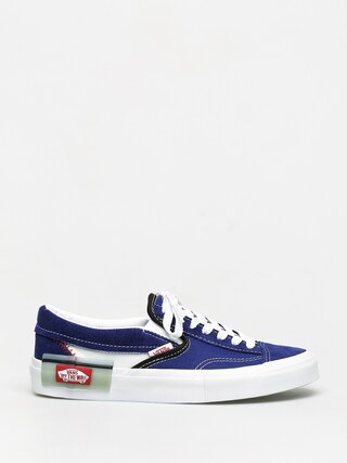 Vans Slip On Cap Shoes (blueprint/bi)