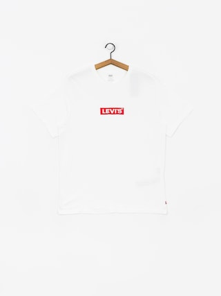 Levi's Relaxed Graphic Box Tab T-shirt (white)