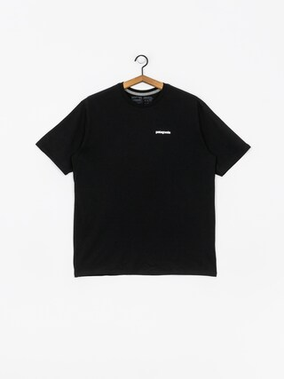 Patagonia Logo Responsibili T-shirt (black)