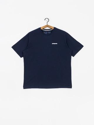 Patagonia Logo Responsibili T-shirt (classic navy)