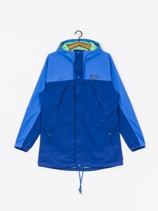 Patagonia Recycled Nylon Parka Jacket (superior blue)