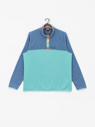 Patagonia Micro D Snap T Fleece (light beryl green)