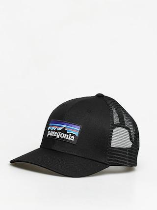 Patagonia P 6 Logo Trucker ZD Cap (black)