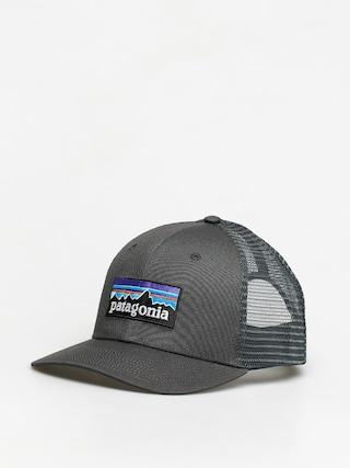 Patagonia P 6 Logo Trucker ZD Cap (forge grey)