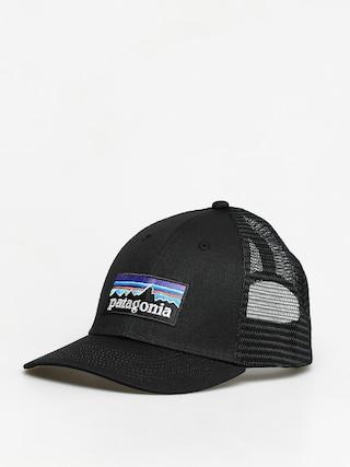 Patagonia P 6 Logo LoPro Trucker ZD Cap (black)