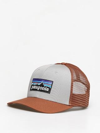 Patagonia P 6 Logo Trucker ZD Cap (drifter grey)