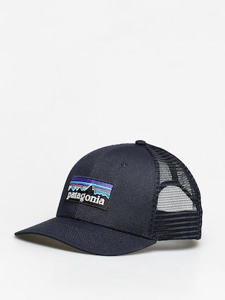 Patagonia P 6 Logo Trucker ZD Cap (navy blue)