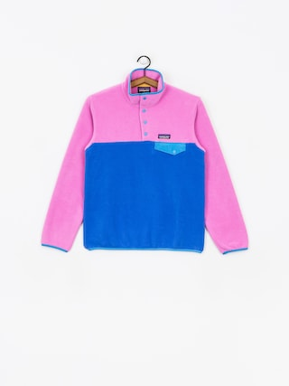 Patagonia Lightweight Synchilla Snap T Fleece Wmn (marble pink)
