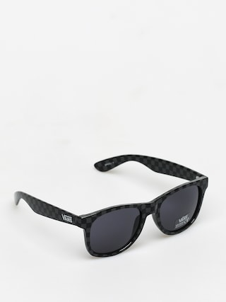 Vans Spicoli 4 Sunglasses (black/charcoal checkerbrd)