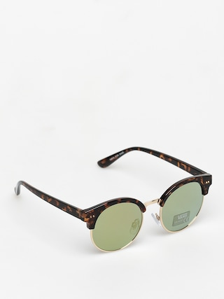 Vans Rays For Daze Sunglasses Wmn (tortoise/sunset mirror lens)