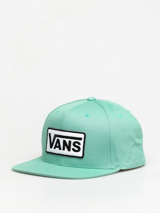 Vans Patch ZD Cap (dusty jade green)