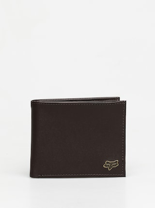 Fox Bifold Wallet (brn)
