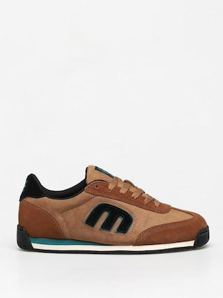 Etnies Lo Cut II Ls Shoes (brown/black)