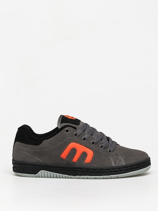 Etnies Calli Cut Shoes (grey/black/orange)