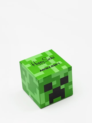 Happy Socks Minecraft Gift Box 3pk Socks (multi)