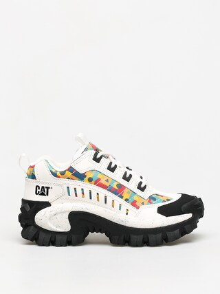 Caterpillar Intruder Shoes (white)