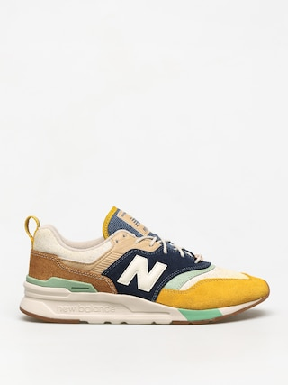 New Balance 997 Shoes (yellow)