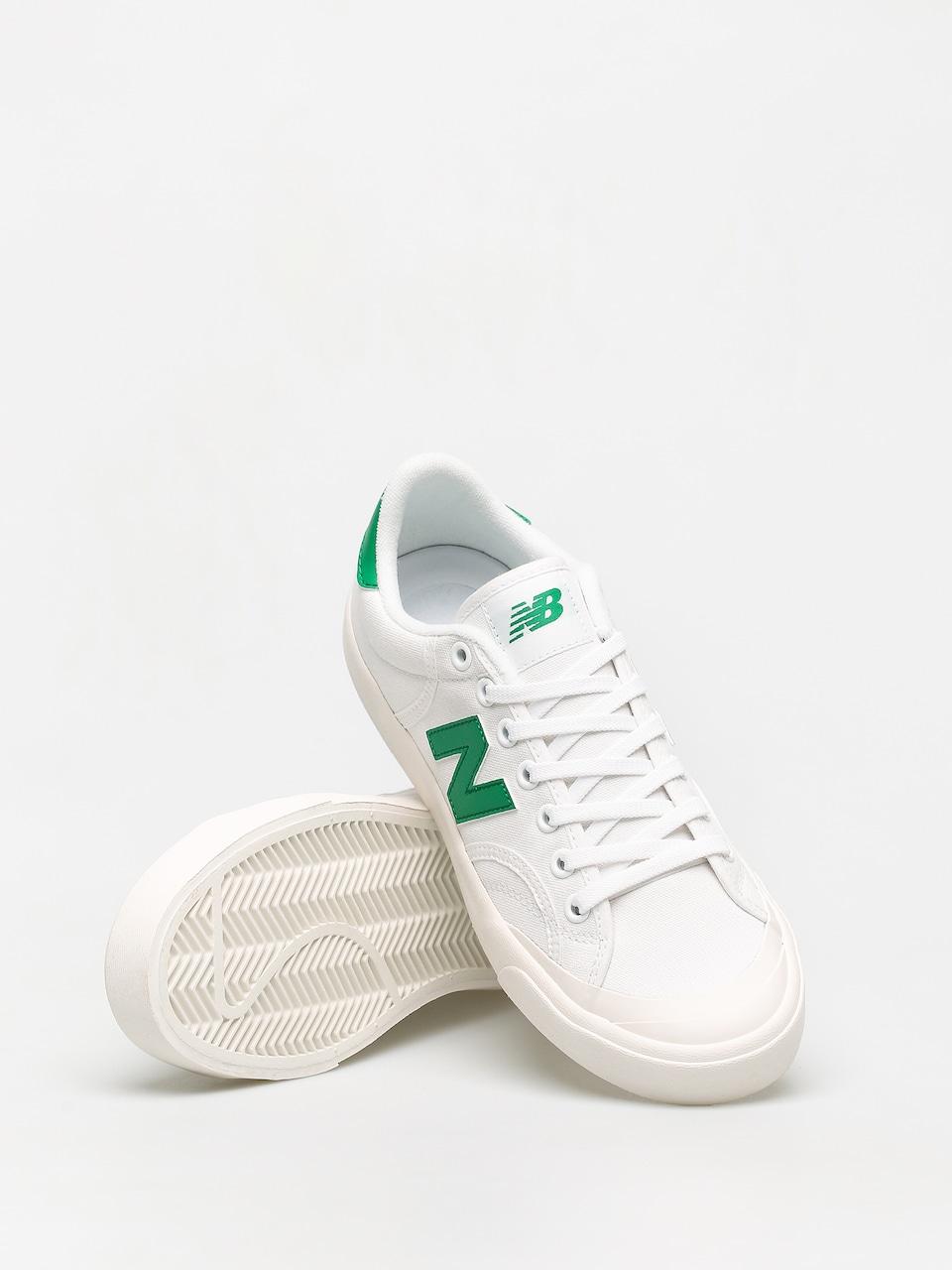 New Balance PROCT Shoes (white/green)