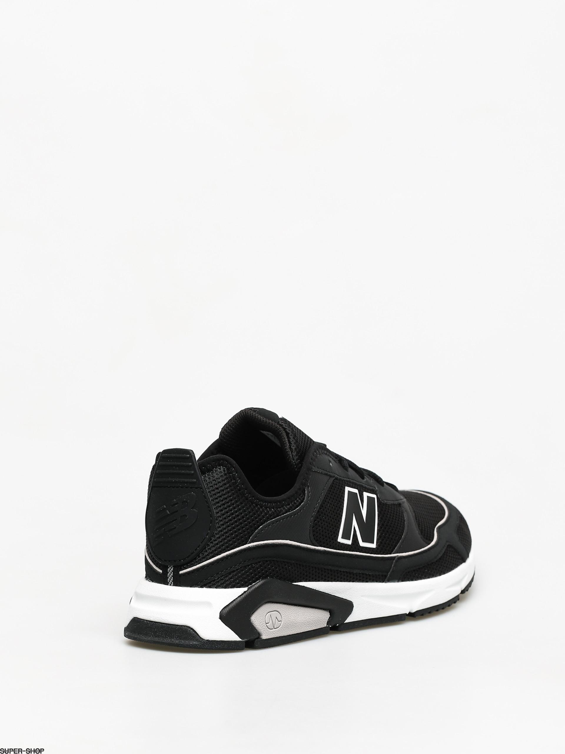 New Balance X Racer Shoes (black/grey)