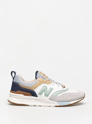New Balance 997 Shoes (grey/navy)