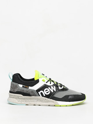 New Balance 997 Shoes (black/yellow)