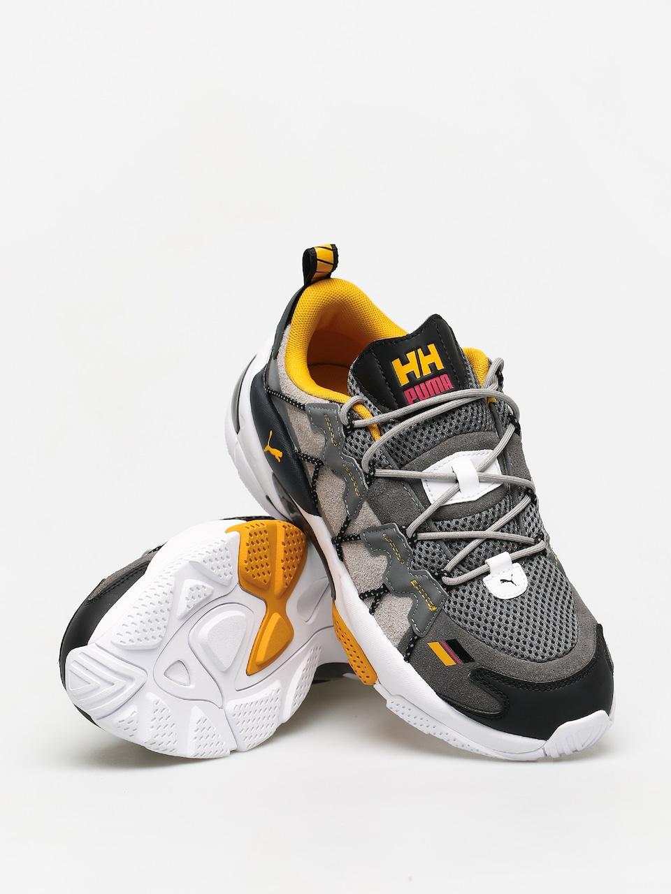 Puma Lqd Cell Helly Hansen Shoes (gray)