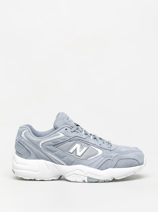 New Balance 452 Shoes (grey)